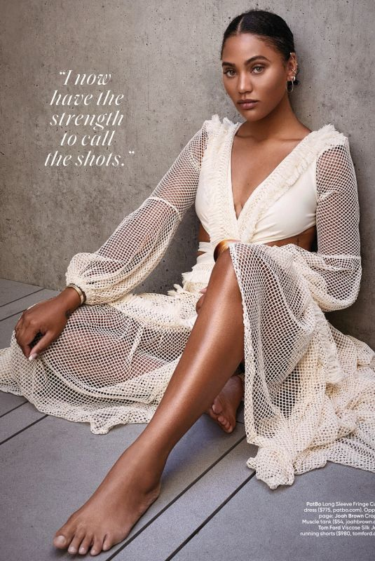 AYESHA CURRY in Shape Magazine, September 2020
