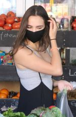 BAILEE MADISON Out and About in Vancouver 08/23/2020