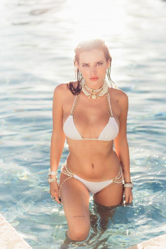BELLA THORNE in Bikini for Paper Magazine, August 2020