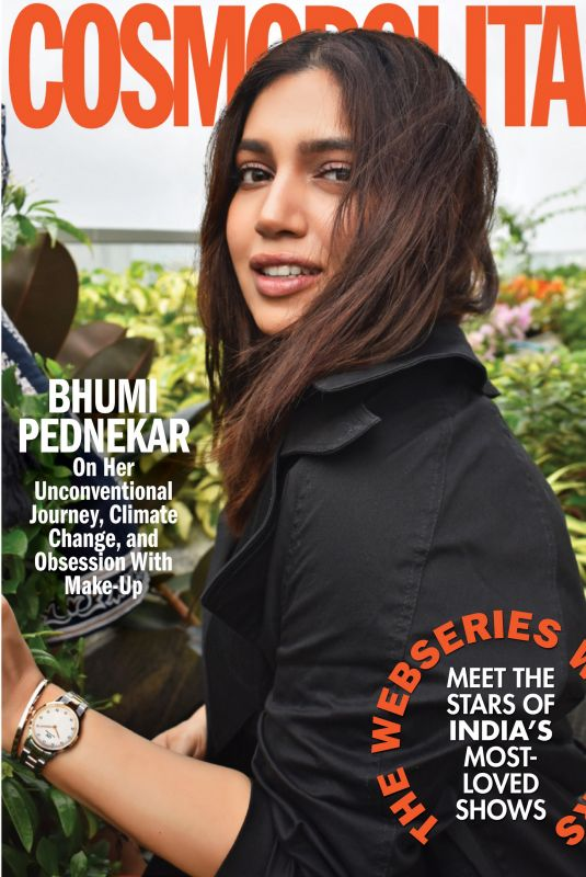 BHUMI PENDEKAR in Cosmopolitan Magazine, India July 2020
