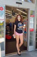 BLANCA BLANCO Shopping at CVS in Los Angeles 08/09/2020