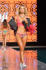 BROOKE BUCHANAN at Maaji Swimwear Show at Paraiso Miami Beach, August 2020