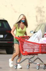 CAPRICE BOURRET Out Shopping at Supermarket in Ibiza 08/11/2020
