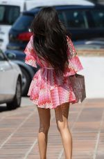 CHLOE KHAN at Cosmetic Surgery Appointment in Marbella 07/24/2020