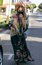 CHRISSY TEIGEN Out Shopping in West Hollywood 08/04/2020