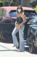 CINDY CRAWFORD Out and About in Malibu 08/14/2020