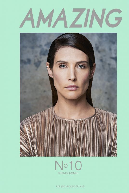 COBIE SMULDERS for Amazing No 10 Magazine, Spring/Summer2020 | picture pub