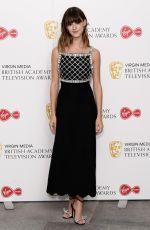 DAISY EDGAR-JONES at Virgin Media British Academy Television Awards 2020 in London 07/31/2020