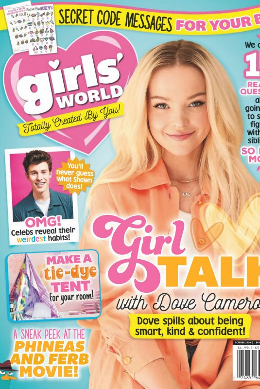 DOVE CAMERON in Girls