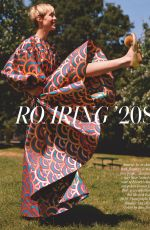 EDIE CAMPBELL in Vogue Magazine, UK September 2020
