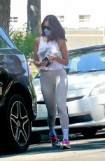 EIZA GONZALEZ Out and Abouot in Beverly Hills 08/16/2020