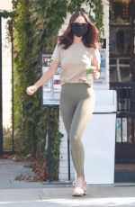 EIZA GONZALEZ Out and About in Studio City 08/25/2020