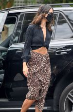 EIZA GONZALEZ Out in Los Angeles 08/15/2020