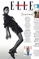 ELLA BALINSKA in Elle Magazine, Italy August 2020
