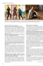 ELLEN PAGE in Grazia Magazine, Itay July 2020