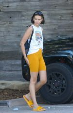 EVELYN ROSE Out and About in Malibu 08/07/2020