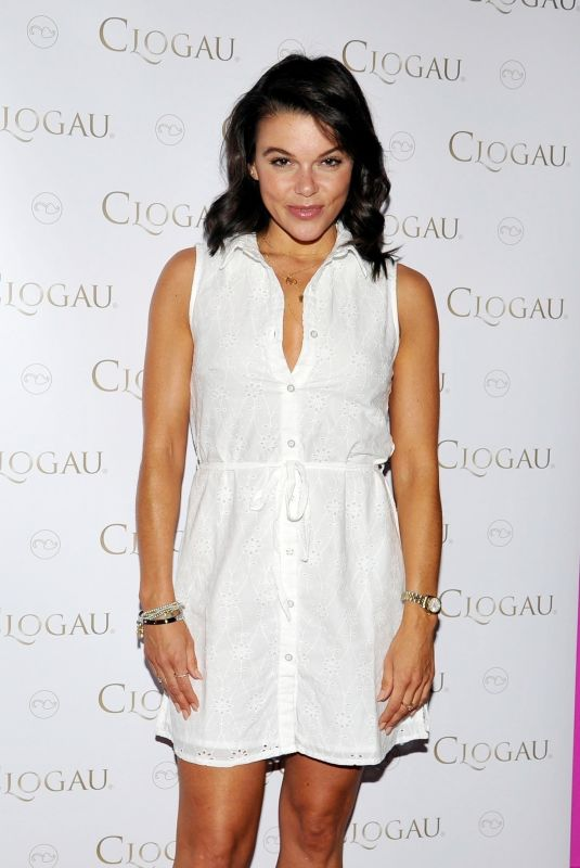 FAYE BROOKES at Clogau Influencer Dinner Party in Manchester 08/21/2020