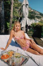 FRIDA AASEN for Love and Lemons Beachwear 2020