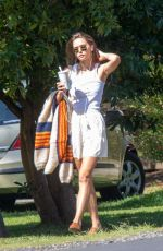 GABRIELLA BROOKS Out and About in Byron Bay 08/31/2020