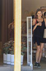 GABRIELLA BROOKS Out Shopping in Byron Bay 08/10/2020