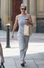 GEMMA ATKINSON Out and About in Bury 08/10/2020
