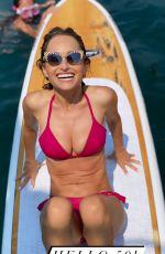 GIADA DE LAURENTIIS in Bikini - Instagram Photos 08/22/2020