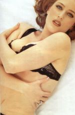 GILLIAN ANDERSON in FHM Magazine, April 1996