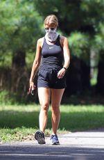 GWYNETH PALTROW Out Hikinig in The Hamptons 08/20/2020