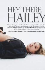 HAILEY BIEBER in Vogue Magazine, India August 2020