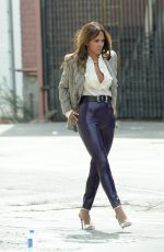 HALLE BERRY on the Set of a Variety Photoshoot in Los Angeles 08/18/2020