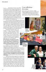 HILARY SWANK in Io Donna Del Corriere Della Sera, August 2020