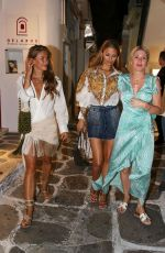 HOFIT GOLAN Out on Vacation in Greece 08/09/2020