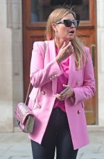 HOLLY VALANCE Out and About in London 08/18/2020