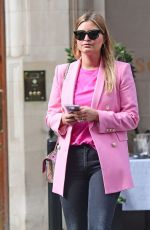 HOLLY VALANCE Out in London 08/18/2020