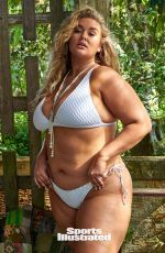 HUNTER MCGRADY in Sports Illustrated Swimmsuit 2020 Issue