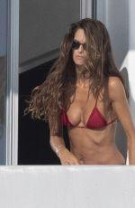 IZABEL GOULART in Bikini on Vacation in Greece 08/12/2020