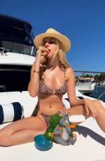 JACKIE R. JACOBSON in Bikini - Instagram Photos 08/02/2020