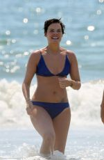 JAIMIE ALEXANDER in Bikini at a Beach in Malibu 08/17/2020