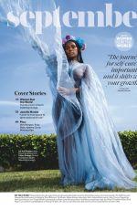 JANELLE MONAE in Shape Magazine, September 2020