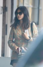 JENNA LOUISE COLEMAN Out in Notting Hill 08/12/2020
