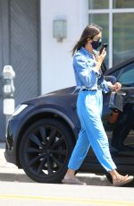 JESSICA ALBA Out and About in Los Angeles 08/30/2020