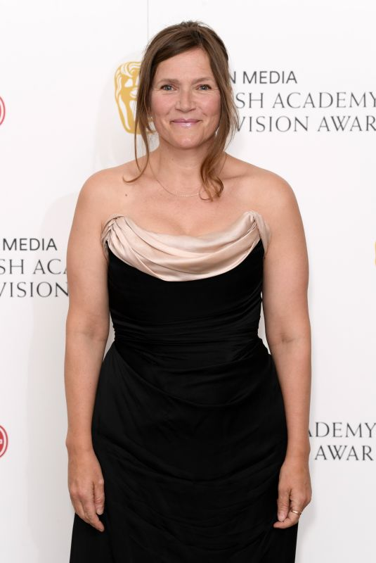 JESSICA HYNES at Virgin Media British Academy Television Awards 2020 in London 07/31/2020