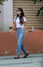 JORDANA BREWSTER Out and About in Los Angeles 08/03/2020