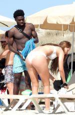 JORDYN HUITEMA in Bikini at Boat in Spain 08/28/2020