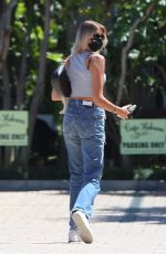 KAIA GERBER at Cafe Habana in Malibu 08/09/2020