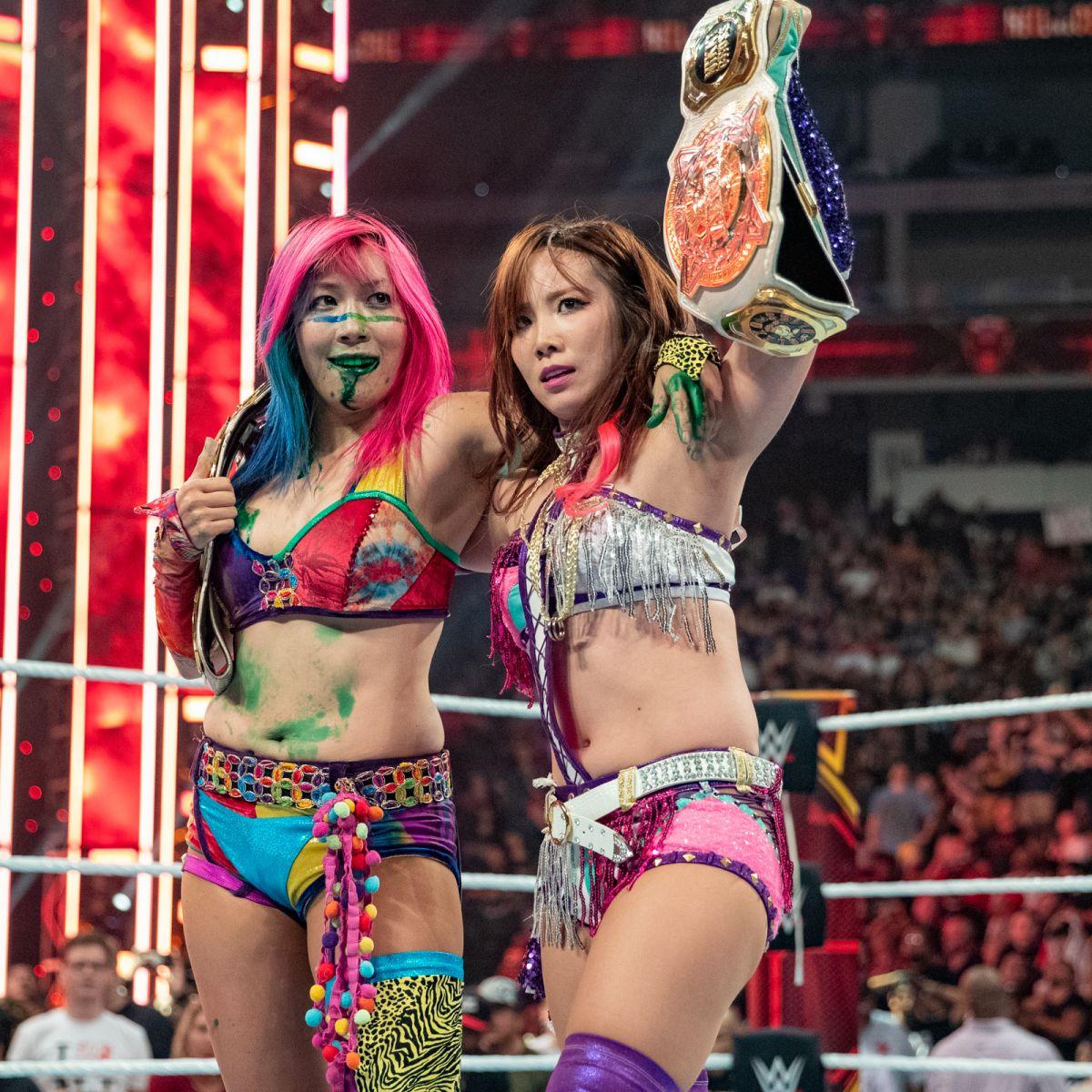 KAIRI SANE in WWE - HawtCelebs