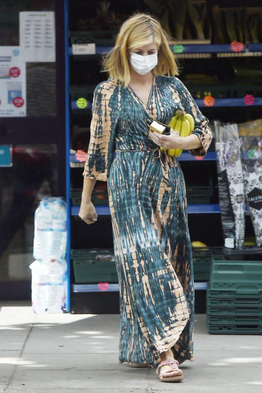 KATE GARRAWAY Out Shopping in London 07/29/2020