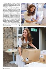 KATE MIDDLETON in Majesty Magazine, September 2020