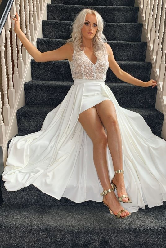 KATIE MCGLYNN at a Photoshoot 07/30/2020