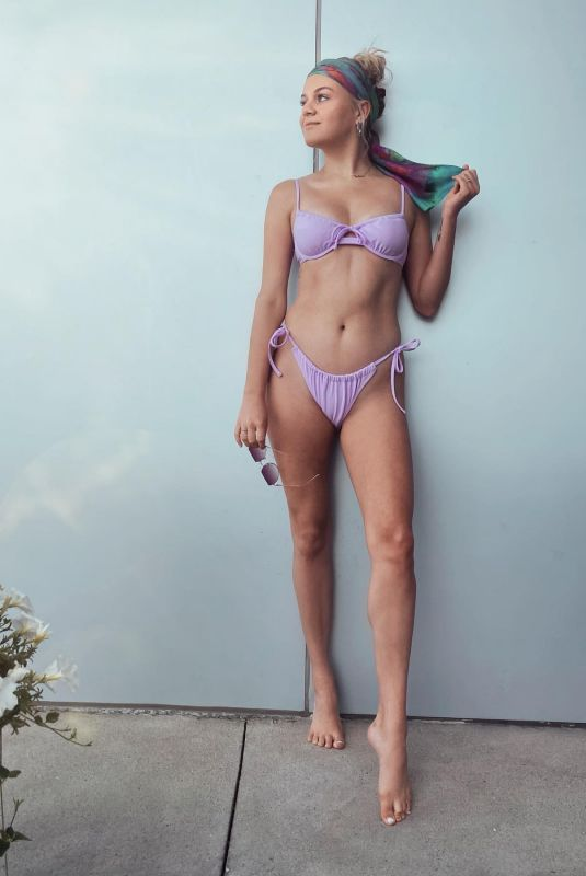 KELSEA BALLERINI in Bikini - Instagram Photo 08/02/2020